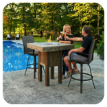 Outdoor Living: Patio Furniture